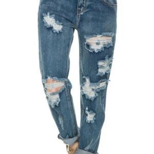 One Teaspoon Jeans Awesome Baggies